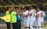 Đánh rơi chiến thắng trước U21 Thái Lan, HLV Trần Minh Chiến tiếc nuối