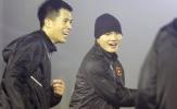 HLV Park Hang-seo nổi giận vì sân tập thiếu ánh sáng