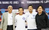 Minh Phương muốn thắng Yokohama để tặng cho Huỳnh Đức