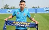 Thêm một cựu tuyển thủ Việt Nam gia nhập Thai-League