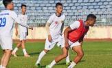 Quảng Nam FC cảm nhận được sức ép từ ngôi vương