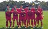 U16 Việt Nam tranh vé dự World Cup với Indonesia