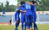 'Tiểu Huỳnh Đức' tỏa sáng, Quảng Nam FC thắng dễ Nam Định