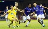 """5 điểm nhấn vòng 9 V-League 2018: FLC Thanh Hóa cũng """"bất lực"""" trước Hà Nội"""