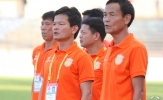 NÓNG: Sau Quảng Nam, đến lượt Nam Định cũng thay tướng trước vòng 11