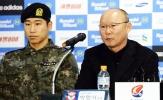 Tuyển thủ Hàn Quốc kinh ngạc với sự thay đổi của HLV Park Hang-seo