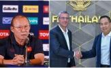 Chủ tịch LĐBĐ Thái Lan khẳng định chưa bao giờ chèo kéo HLV Park Hang-seo