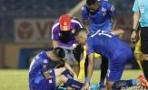 HLV Quảng Nam nói gì về thể trạng của tuyển thủ Huy Hùng?
