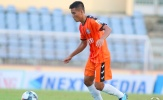 HLV Lê Huỳnh Đức hài lòng với màn thể hiện của cựu tuyển thủ U19 Việt Nam