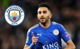 Chi 65 triệu bảng, Man City tái khởi động thương vụ Riyad Mahrez