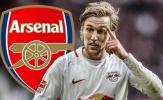 Đón Emery, Arsenal tái khởi động thương vụ Emil Forsberg