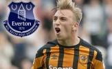 Vung 12 triệu, Everton trẻ hóa bằng sao Championship