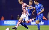 Shevchenko bất lực nhìn Ukraine thất thủ trước Croatia