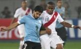 Suarez trở lại, Uruguay vẫn chưa thoát khỏi khủng hoảng