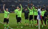 Bùng nổ trong hiệp phụ, Ajax ngược dòng giành vé đi tiếp đầy kịch tính