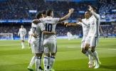 Kép phụ thay nhau tỏa sáng, Real thắng dễ Deportivo trên sân khách