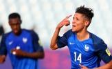 Sao trẻ PSG lập siêu phẩm, U20 Pháp nhẹ nhàng hạ gục U20 Honduras