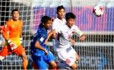Đẳng cấp khác biệt, U20 Việt Nam thất bại toàn diện trước U20 Pháp