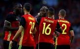 'Trò cưng' của Mourinho vụt sáng, Bỉ nhọc nhằn vượt ải CH Czech