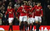 10 đội bóng đắt giá nhất thế giới theo Transfermarkt: Man Utd thứ 8