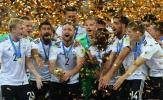 10 ĐTQG mạnh nhất theo FIFA: Cỗ xe tăng trên đỉnh thế giới