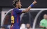 Juventus 1-2 Barca: Sân khấu của Neymar