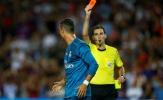 Ronaldo bị treo giò 5 trận: Chẳng vấn đề gì!