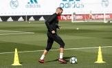 Benzema trở lại giải cứu Real Madrid