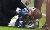 Ramos đổ máu, Real và Atletico cầm chân nhau không bàn thắng