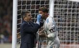 Va chạm khốc liệt, derby Madrid kết thúc không bàn thắng