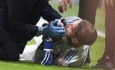 Vỡ mũi, Ramos không cùng đồng đội đến đảo Síp
