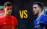 Điểm nóng đại chiến Liverpool vs Chelsea: Cuộc chiến của những 'số 10'