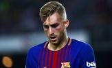 Napoli muốn mượn sao trẻ Barca
