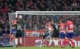 Diego Costa nổ súng, Atletico thua ngược trên sân nhà