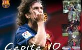 Carles Puyol - Hoài niệm về sư tử đầu đàn (Phần 1)