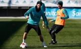 Chưa hồi phục, Ronaldo chưa thể ra sân tập luyện
