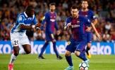 03h30 ngày 26/01, Barcelona vs Espanyol: Gã khổng lồ trút giận