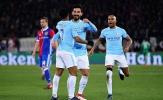 Gundogan lập cú đúp, Man City hủy diệt Basel