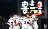 AC Milan đại thắng tại 'xứ sở hoa hồng'
