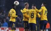 Song sát lên tiếng, Atletico thắng dễ trên đất Đan Mạch