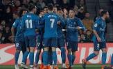 Đôi công rực lửa, Real Madrid đánh bại Betis trong trận cầu 8 bàn thắng
