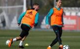 Ronaldo và đồng đội hừng hực quyết tâm phục hận