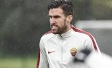 Dàn sao Roma căng thẳng trước đại chiến với AC Milan
