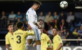 Ronaldo và Bale cùng nổ súng, Real vẫn chia điểm trên sân của Villarreal