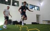 Neymar tập luyện trở lại khi hội quân cùng Brazil
