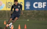 Tập luyện sung mãn, Neymar đem tin vui cho đội tuyển Brazil