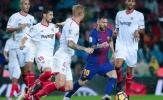 03h00 ngày 13/08, Barcelona vs Sevilla: Run rẩy trước 'thú săn mồi' Lionel Messi