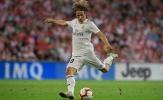 Bị 'Messi xứ Basque' đâm thủng lưới, Real Madrid chấm dứt mạch trận toàn thắng