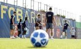 Kéo sập 'tử địa', Barca chuẩn bị mở cánh cửa bảng 'tử thần'