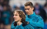 Luka Modric được vinh danh: Hãy cảm ơn Cristiano Ronaldo